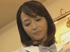 安野由美 職場で知り合ったパートの奥さんとセックス!