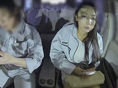 本真ゆり 車で悪戯される巨乳若妻。その一部始終をドラレコが見ていた!
