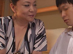 愛田正子 エロい六十路おばさんを複数の若者がハメ狂わす!