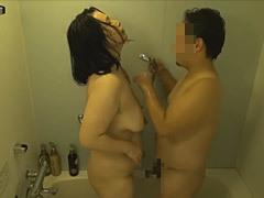 原菜奈子 ぽっちゃりした肉付きの四十路オバサンとホテルで浮気セックス!