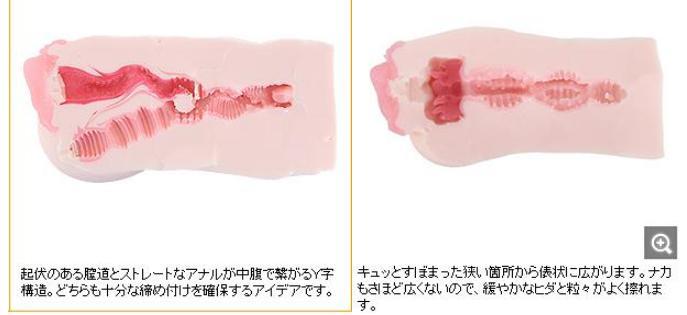 LavieenROSES薔薇乙女断面図