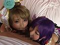 コスプレイヤーなつめ愛莉と森はるらがカメコを取り合う、のサムネイル画像3