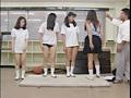 食い込みブルマの女子学生のサムネイル画像4