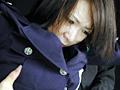 電マで制服上からヤラれる婦警の角田幸枝のサムネイル画像1