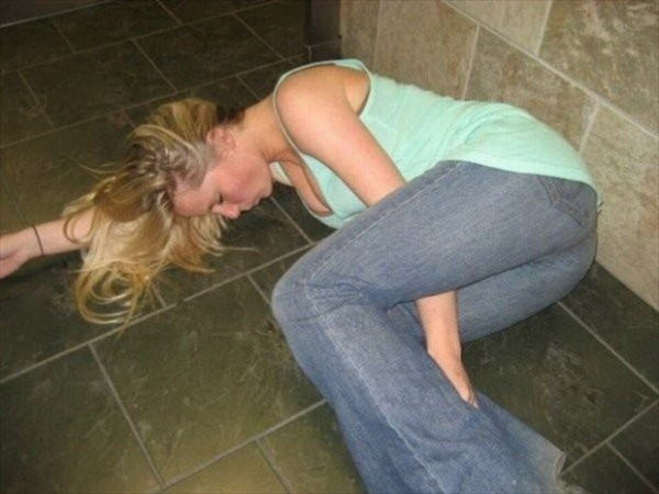 Drunk woman-image11