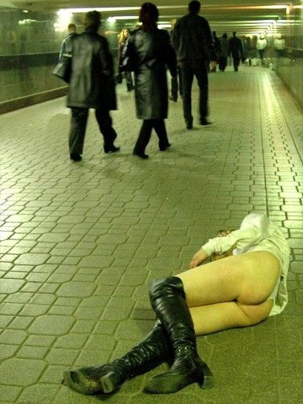 Drunk woman-image20