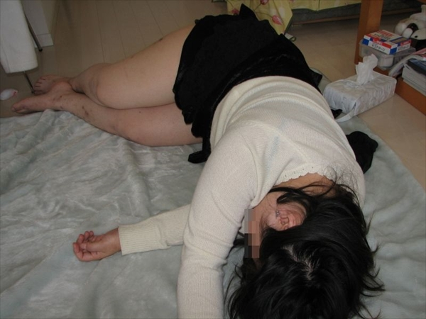 Drunk woman-image55