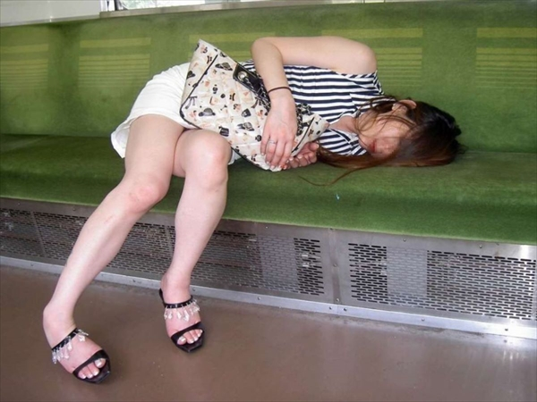 Drunk woman-image56