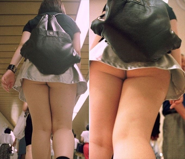 upskirt-wearing no underwear_image29