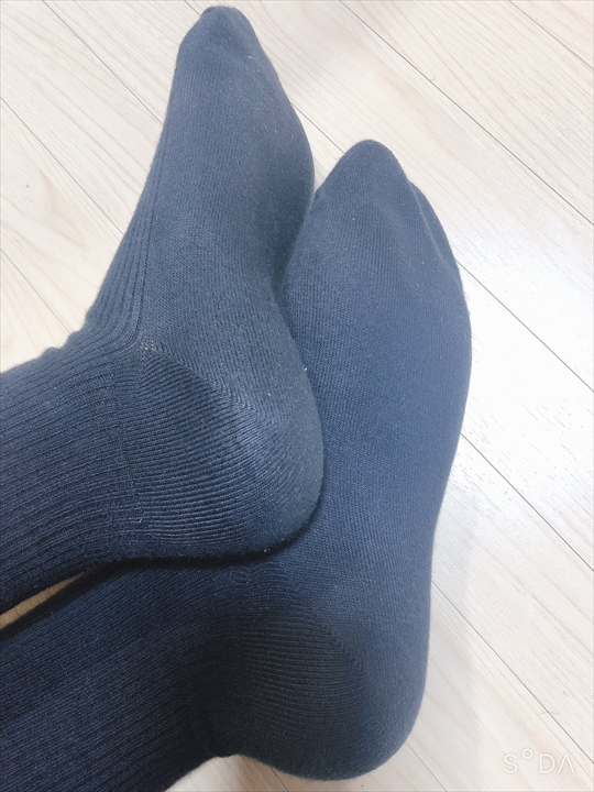 Socks sole fetish image13