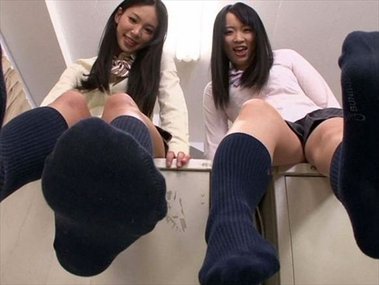Socks sole fetish image15