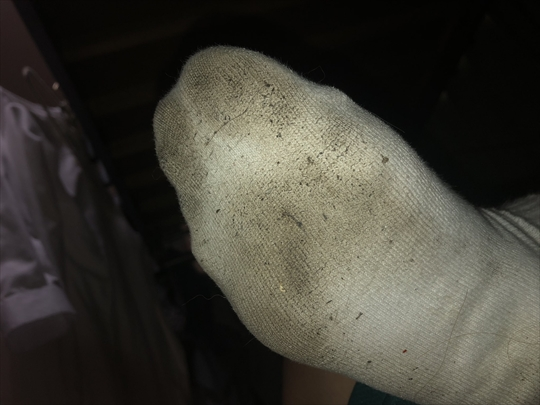 Socks sole fetish image23