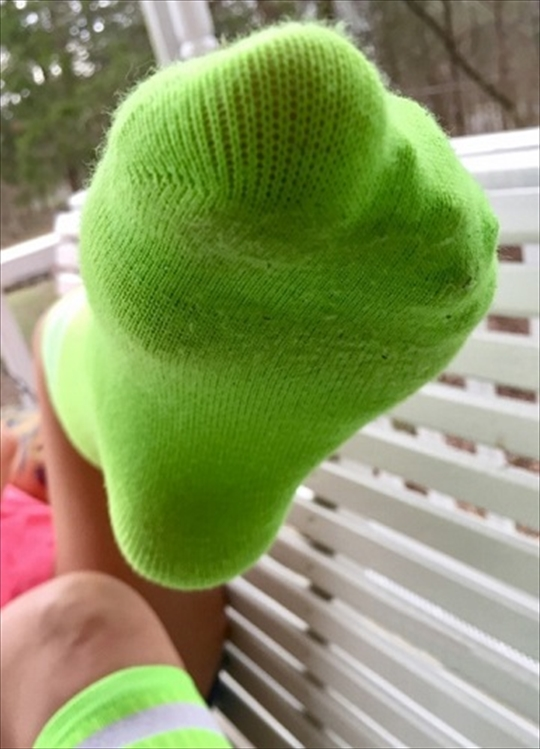 Socks sole fetish image27