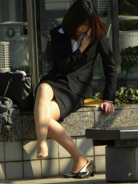 female office worker-voyeur image50