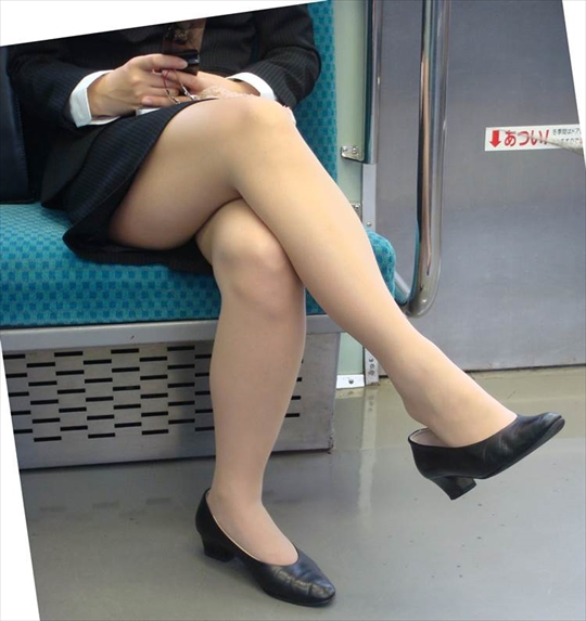 female office worker-voyeur image103