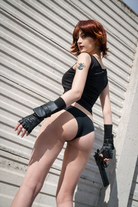 Foreign cosplay erotic images10