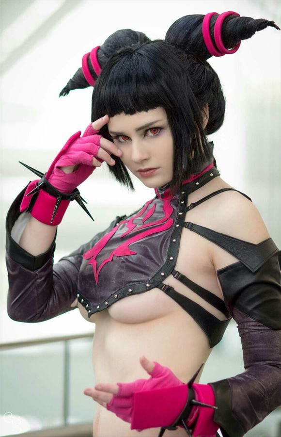 Foreign cosplay erotic images18