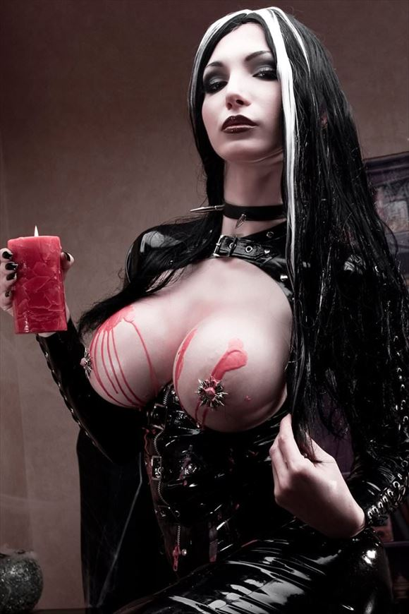 Foreign cosplay erotic images19