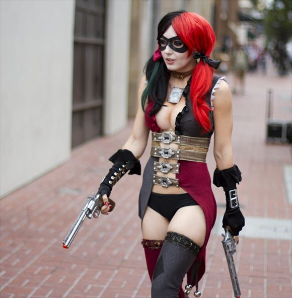 Foreign cosplay erotic images25