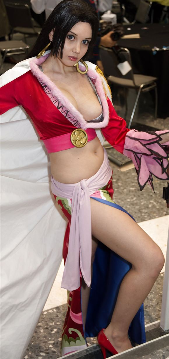 Foreign cosplay erotic images41