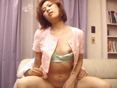 【無修正】四六時中チ●コが欲しい三十路淫乱妻 榎本由紀子