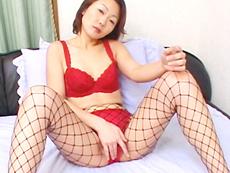 【無修正】セフレ10人でも足りない貧乳熟女 藤田恵美 ||