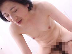 【無修正】青木奈々のアナル拡張 松永由美子