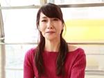 ダイスキ!人妻熟女動画 : 美形スレンダーな五十路熟女妻が長年セックスレスすぎてAVデビュー! 麻生まり 54歳