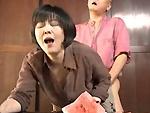 高齢人妻熟女動画 あっふ〜ん : 亡き夫の兄に無理矢理チ○ポをねじ込まれイカされる四十路未亡人! 円城ひとみ