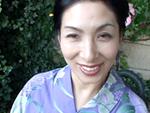 オバタリアン倶楽部 : 【無修正】四十路の浴衣 川島千代子初裏作品