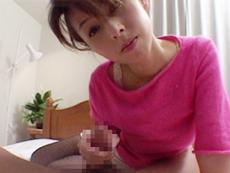 【無修正】榎本由紀子 ちんぽで狂う美人熟女