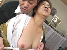 【無修正】超熟女居酒屋~女将の熟れアワビスペシャル~