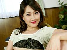 【無修正】生田沙織 無修正 万年発情期の美人妻 第一話