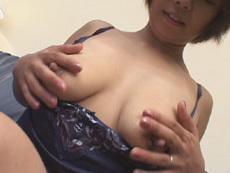 【無修正】野中聡美 垂れに垂れたシワシワ巨乳母乳三十路妻