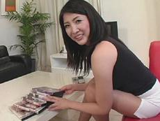 【無修正】樋口冴子 世間知らずの人妻にエッチな仕事を