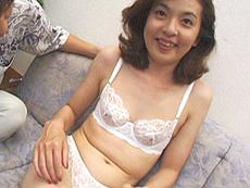 【無修正】並木伊都子  理性を失った淫乱三十路熟女