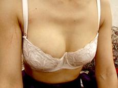 【無修正】四十路のマン毛もっさり母乳ホルスタイン 小沢なつみ