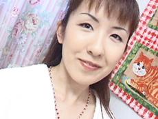 【無修正】飯島綾 アナル大好き三十路
