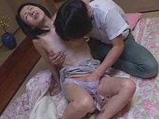 【無修正】母●●姦 病床の五十路母 息子編