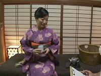 エロ動画アンテナ:アロマエステに訪れた和装姿がお美しいマダムの豊満ボディを弄り回しましょう♪