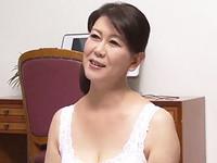 高齢人妻熟女動画 あっふ〜ん:求められればどこでも股を開く五十路家政婦のおばちゃん 美原幸江