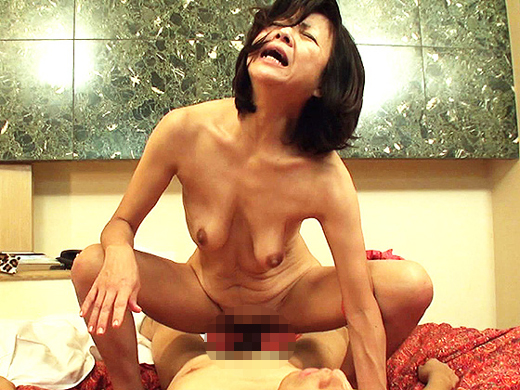 熟女倶楽部 : 江原あけみ 場末のモーテルで母と 後編