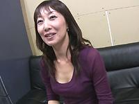 熟女倶楽部:【無修正】真木静乃 無修正 「中出し初裏デビュー」