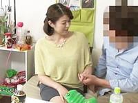 ダイスキ!人妻熟女動画 :夫に相手にされない48歳のおばちゃんを熟女好きのナンパ師が自宅に連れ込みSEX●撮!