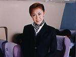 熟れすぎてごめん : 【無修正】桜田由加里 ぶっかけ機内サービス5