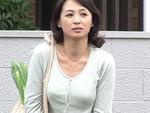 ダイスキ!人妻熟女動画 : 野ションを見られた近所の若者に口止め料としてSEXさせられる清楚な五十路妻 安野由美