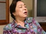 高齢人妻熟女動画 あっふ〜ん : 「接吻してぇ〜」六十路の高齢熟女が濃厚ファック! 三田涼子
