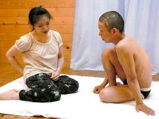 熟れすぎてごめん:【無修正】大沼真理子 田舎のモンペおばさん 其の三