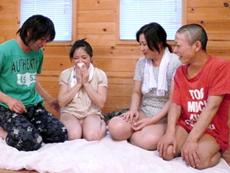 【無修正】夢野つかさ 大沼真理子 田舎のモンペおばさん