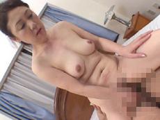 【無修正】吉行純子  「清楚な五十路熟女の身体は感度良好」